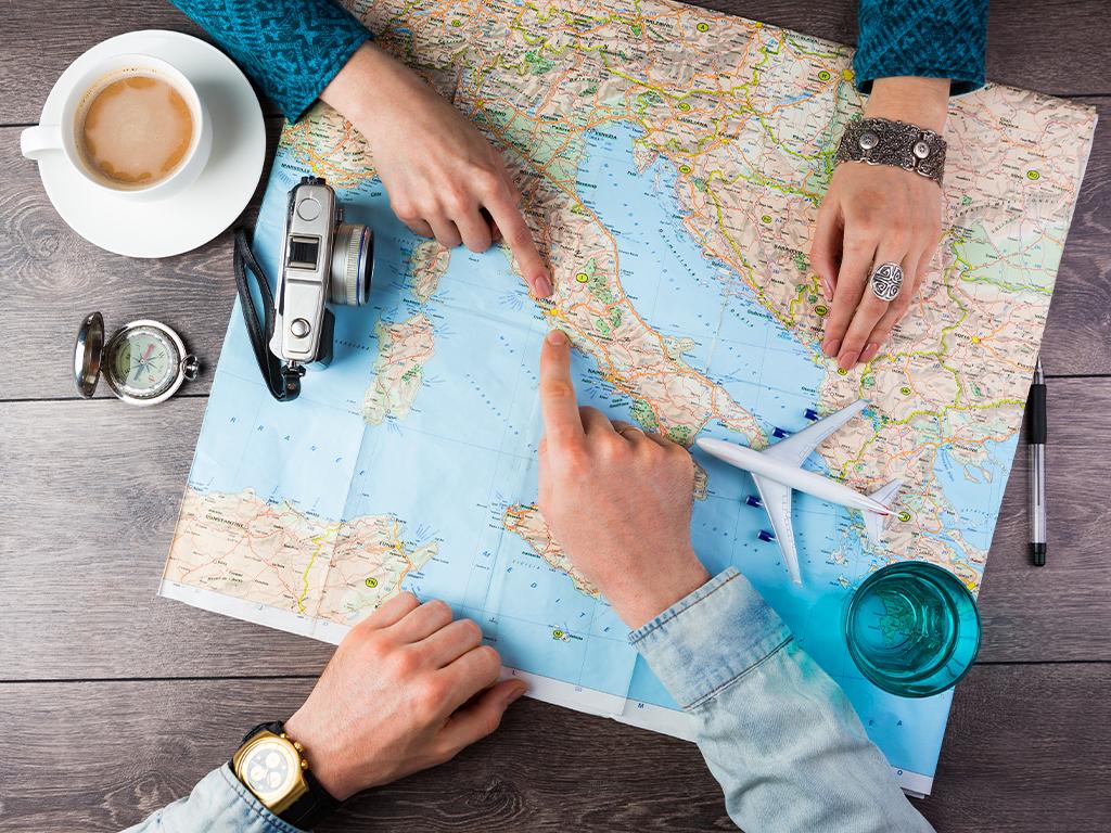 Weekend itineranti: progettare una mini-vacanza per ottimizzare i tempi