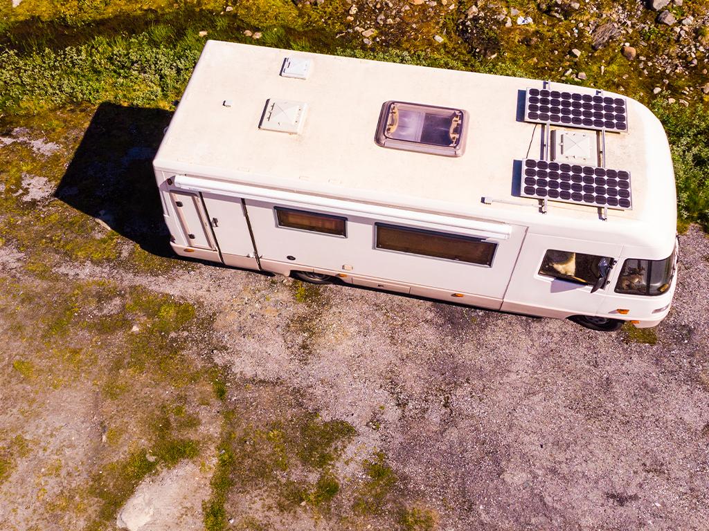 Camper & fotovoltaico: tutto quello che c'è da sapere