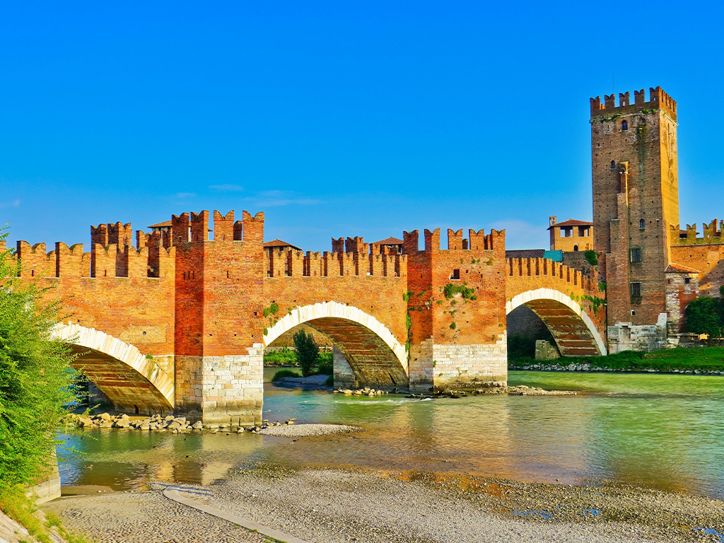 In camper a Verona e Provincia: 5 itinerari da non perdere