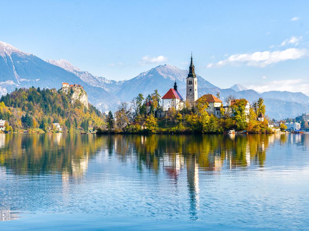 Visitare la Slovenia in camper
