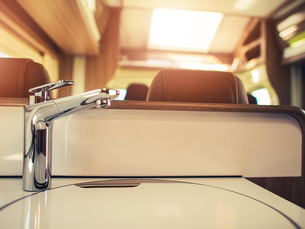 Igienizzazione e sanificazione della cellula del camper