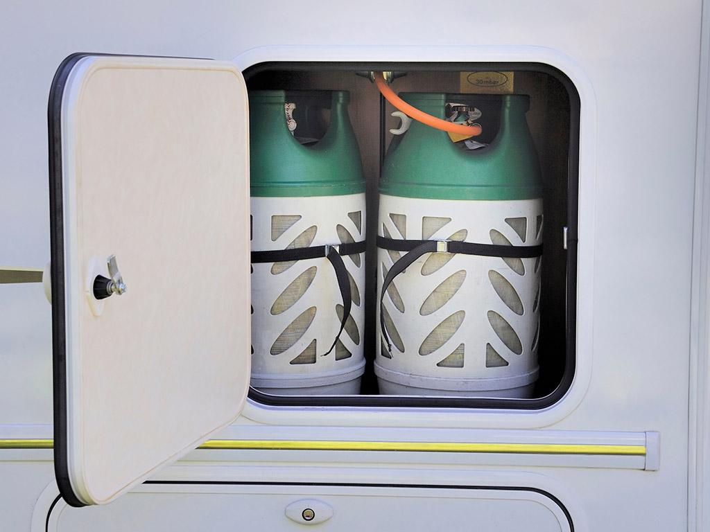 Impianto a gas sul camper: è sicuro?