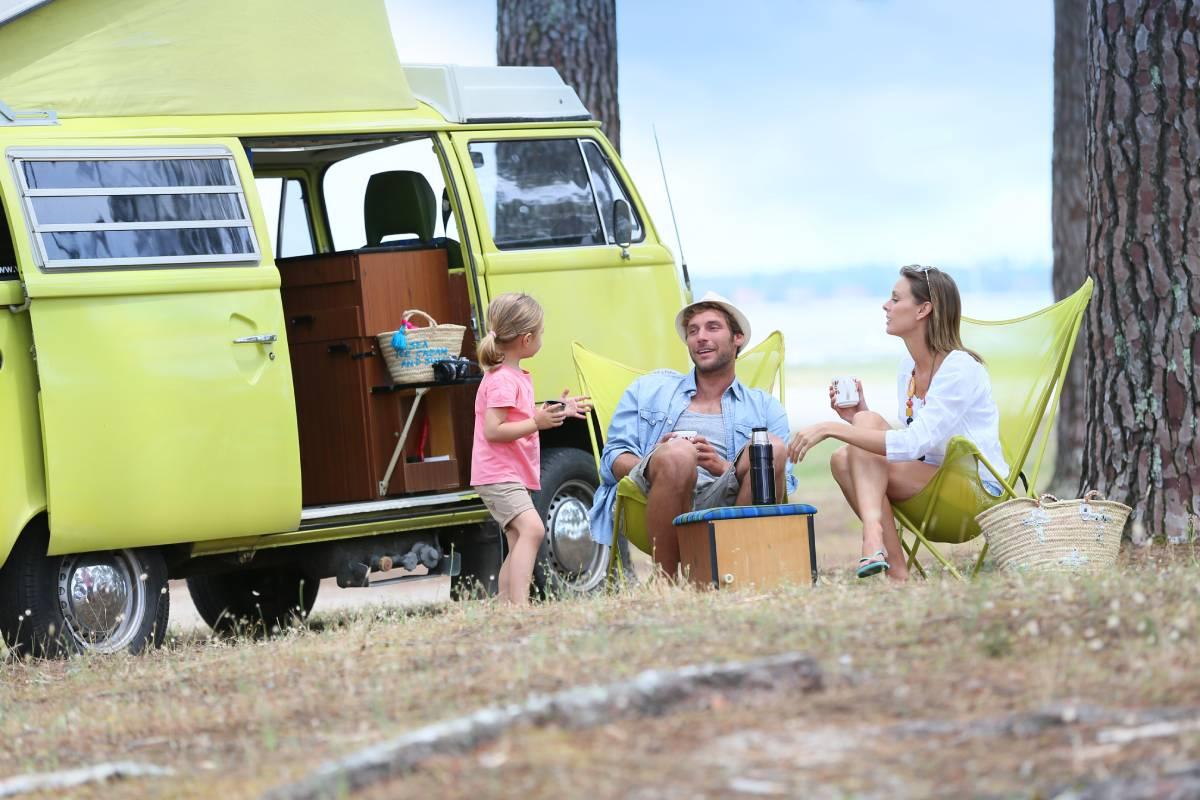 Come preparare i bagagli per la vacanza in camper?