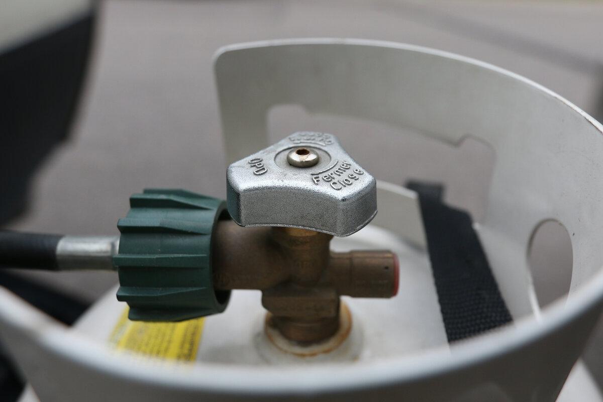 Il regolatore di gas del camper: tutto ciò che devi sapere